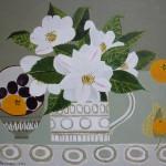 White_Camelia_&_Tangerines